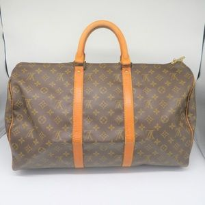 Here Soon! | Louis Vuitton Keepall 50 Tote Bag 🤩